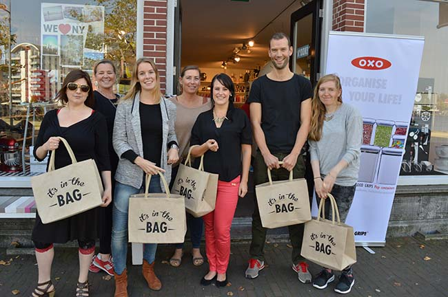 Event – K'ook workshop met OXO + vlog