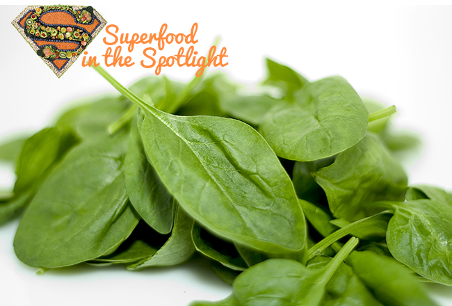 Superfood in the Spotlight: Spinazie