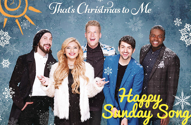 Happy Sunday Song 16: Let it Go