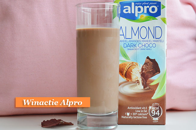 Miss Craftsy's Giveaway #2 Alpro