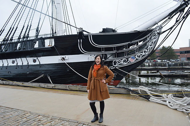 Mijn Amerika Trip: Boston & Plimoth Plantation