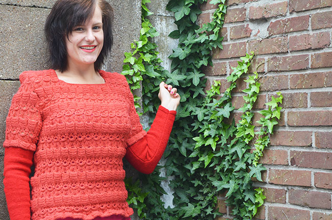 OOTD – Hey you with that coral sweater on