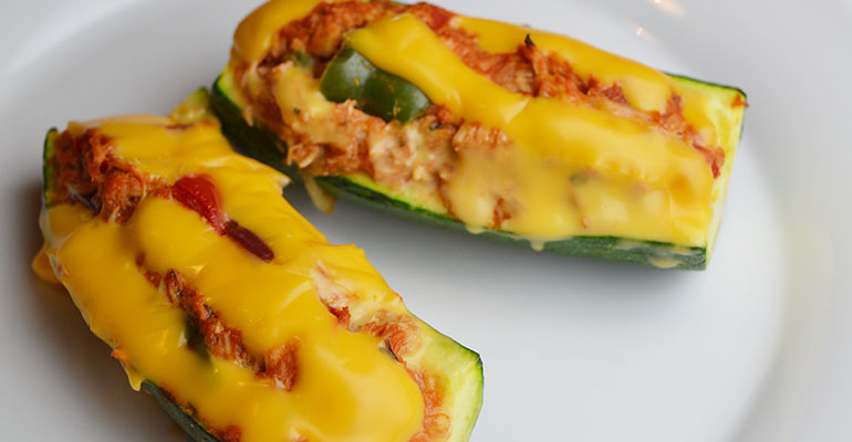 courgettebootjes