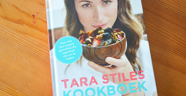 Tara Stiles Kookboek + Pad Thai Recept
