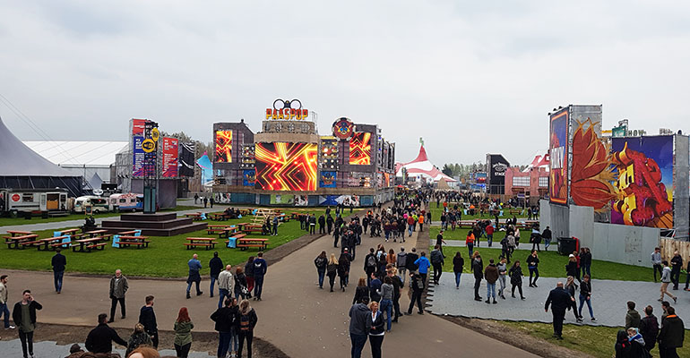 Enjoyce My Life: Paaspop & even weer in Nederland