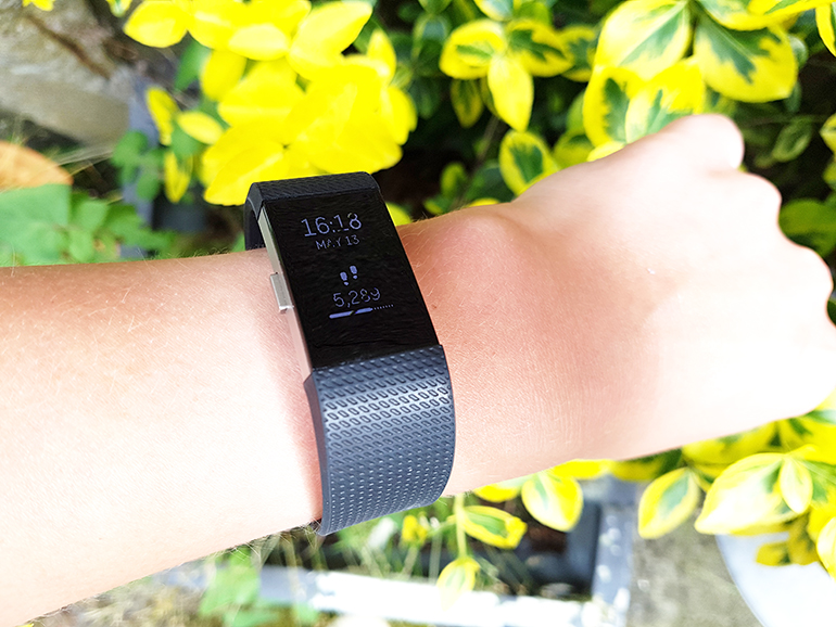 Getest: Fitnesstracker Fitbit Charge 2