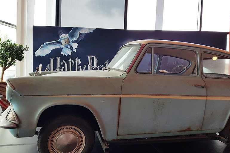 harry potter wemels auto