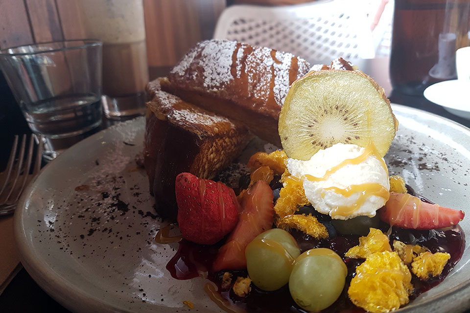 australie french toast