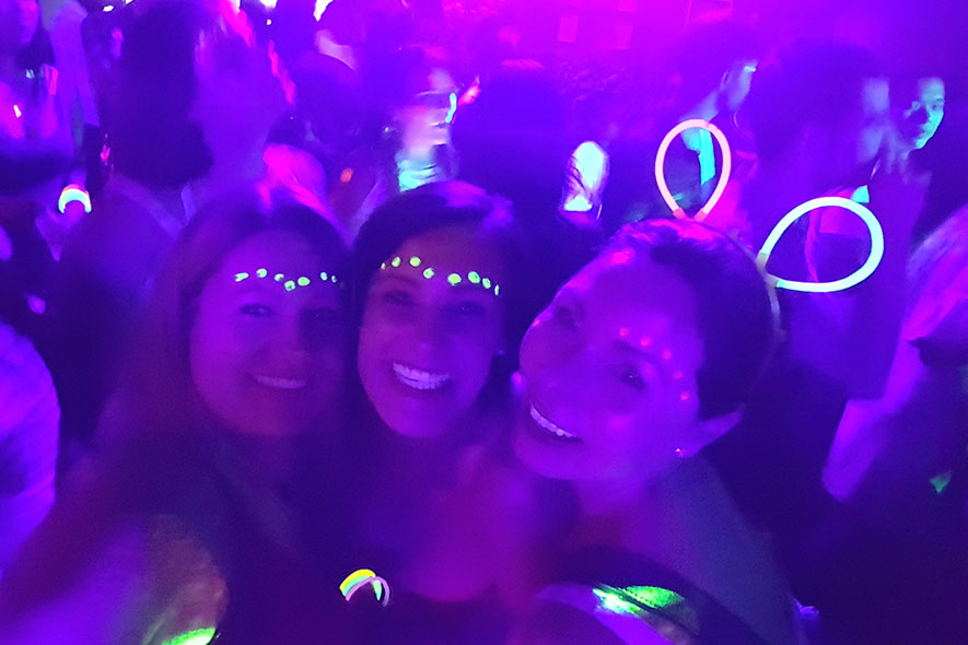 melbourne full moon party