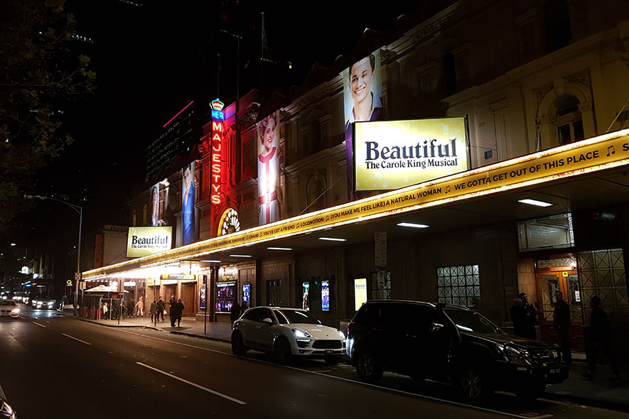 melbourne beautiful musical