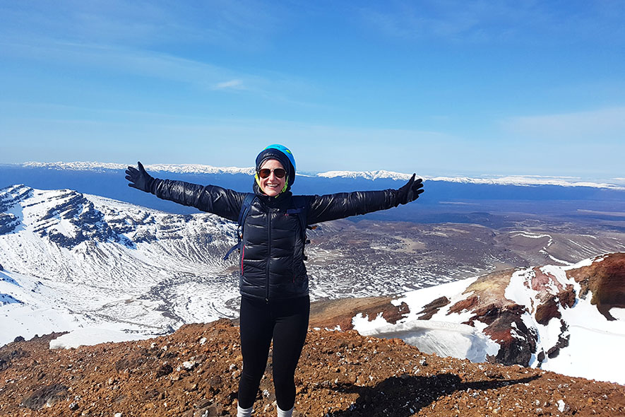tongariro crossing 4