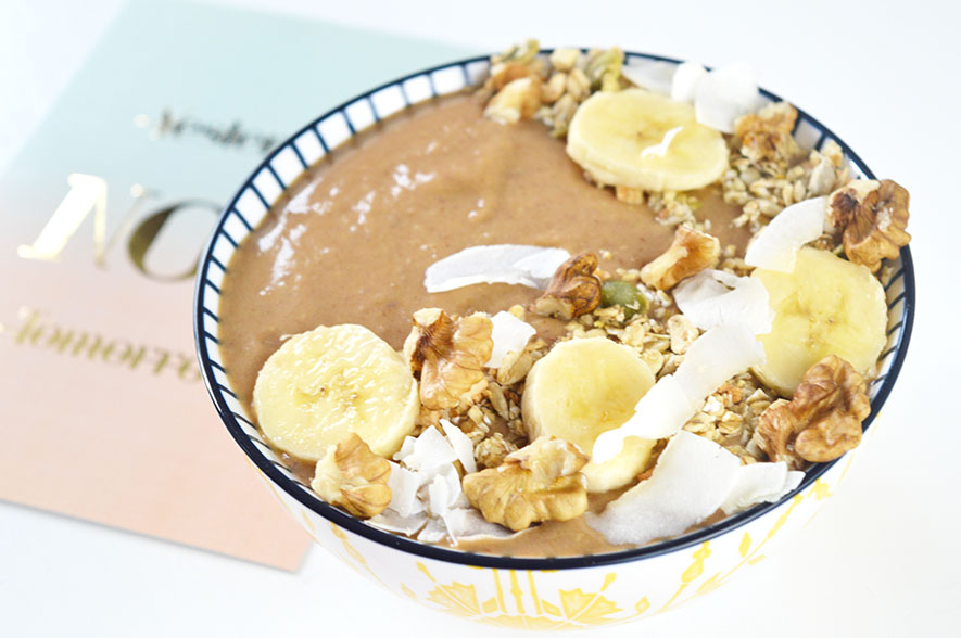 pompoen smoothiebowl 2