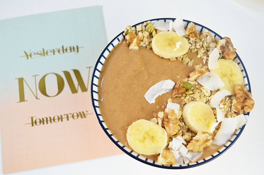 pompoen smoothiebowl