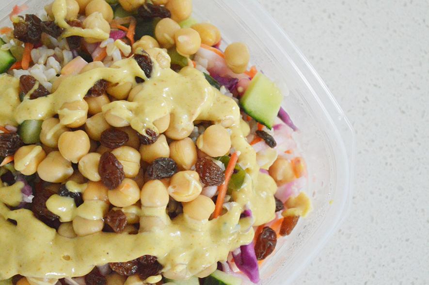 chickpea curry salad 3